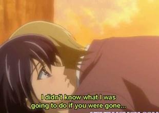 Manga gay first time giving a kiss fun