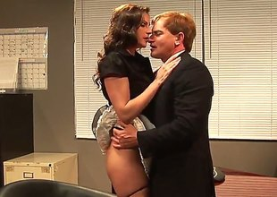 Evan Stone wants to drill dangerously horny Samantha Ryans racy mouth forever