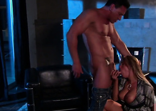 Hot blondes blowing are the most excellent