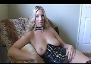 If there's one thing Lex Steele can't live without more then his own massive black cock, it's taut little blonde hotties with large tits! Such is the case with Jordan Kingsley, and she's about to get the full Lex large cock treatment. Watch as she tries to take in as much