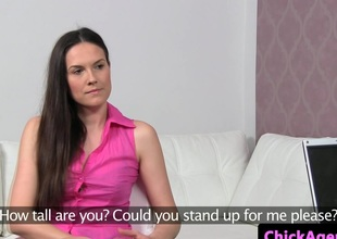 Auditioning euro lesbo pussylicking