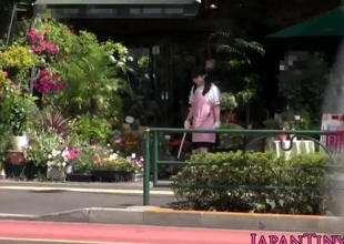 Unshaved japanese amateur teen facialized
