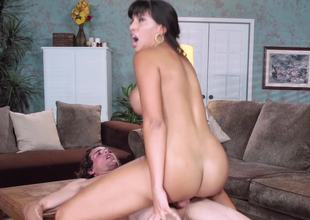 Milf Mercedes Carrera fucked by a hard juvenile cock