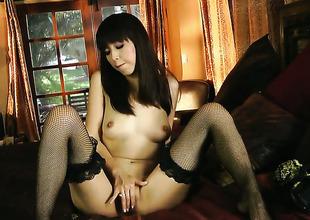 Masturbation instruction of Marica Hase