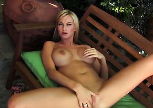 Blake Rose has toy-hungry vagina