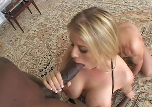 Lex Steele has continually loved nailing blondes...but fortunate for Toni Ribas, Lex is continually ready to share a piece of the pire with his friends! Today these two large cocked studs are intend to drill Daphne Rosen a fresh ass hole! Literally, her ass will at no time be